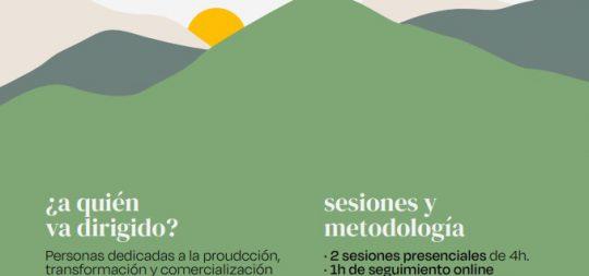 Imagen Cederna Garalur organiza talleres de revalorización de personas trabajadoras del primer sector y comercio